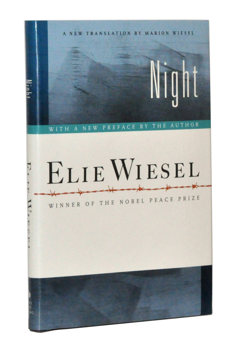 a personal review of the book night by elie wiesel