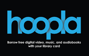 hoopla digital music and video