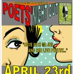 Save the Date: 20th Annual Poets' Night Out