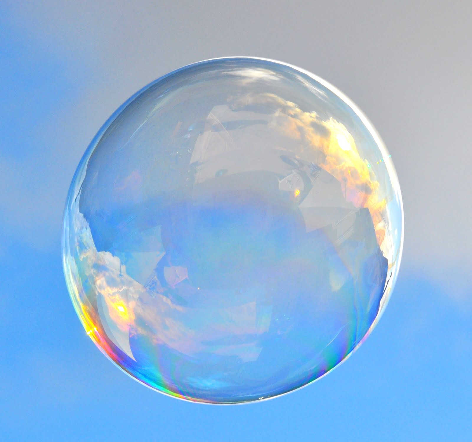 Is This A Bubble