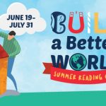 Summer Reading Club Finale Party on July 31!