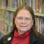 Katheryn Carrier, Reference Librarian TADL Main Library, Traverse City