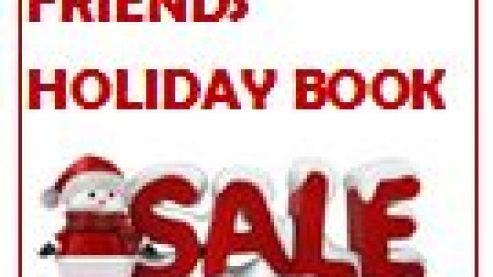 Friends Holiday Used Book Sale