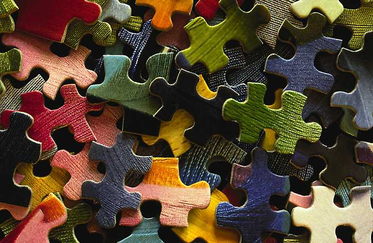 Jigsaw Puzzle Tournament Traverse Area District Library