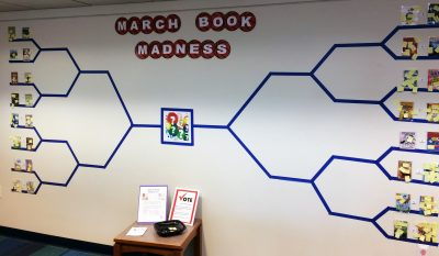 March Madness: Tournament Bracket of Kid's Books
