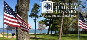 Memorial Day: Libraries are closed