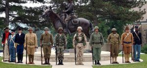 History of the United States Military Uniforms (Part 1)