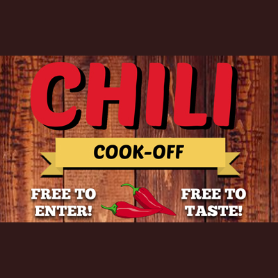 Register now for the 2nd Annual TADL Chili Cook-off!