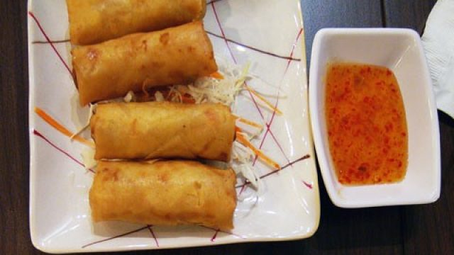 Spring Rolls Chinese