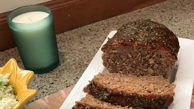 Tom's Mom's Meatloaf