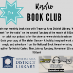 Christal Frost's Radio Book Club with TADL