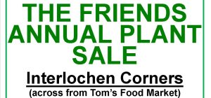 The Friends of IPL Annual Plant & Flower Sale