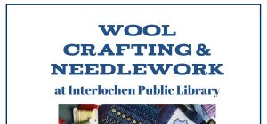 Wool Crafting and Needlework