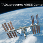 Watch TADL host a contact with the ISS!