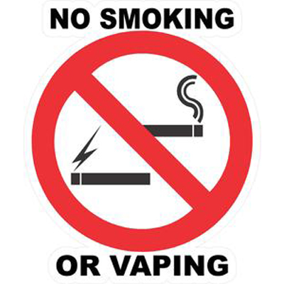 TADL Trustees vote to make Library campus smoke and tobacco free.