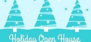 Holiday Open House--Cookies & Conversation with the Director