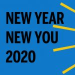 A New Year, A New You at the library!
