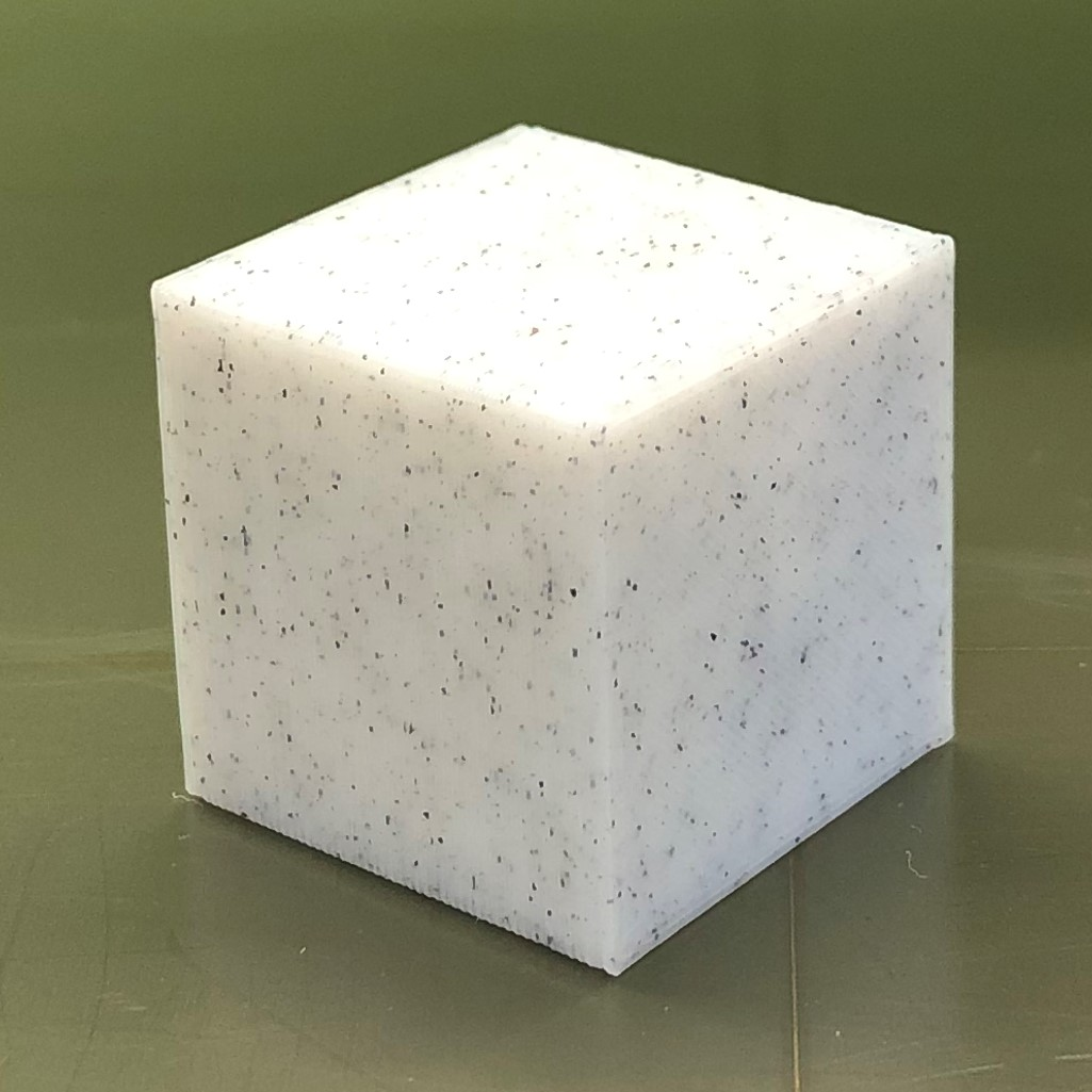 stone marble cube
