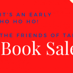 The Book Sale Is On!