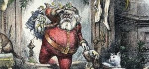 The History and Folklore of Santa Claus (Zoom)