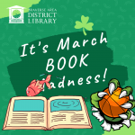 It's March Book Madness - Championship round!