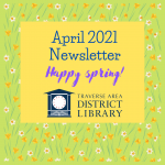 The April newsletter is here!