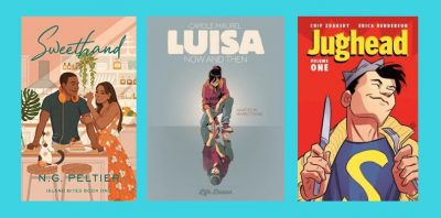 3 more colorful book covers